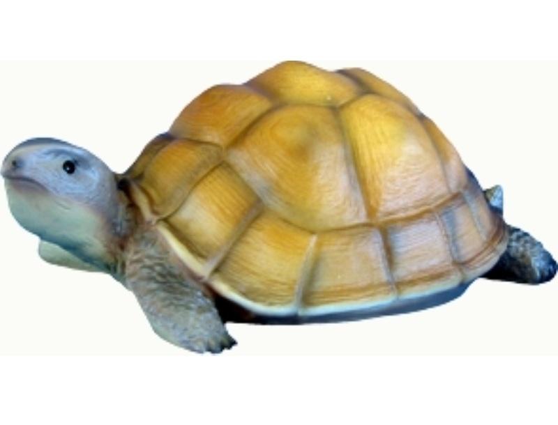 Schildpad voor een leuke tuinkabouter for Gartentiere deko